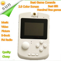 Best seller portable game console 2.2 inch have thousand free games support for gba sega nes 32 bit mini game player