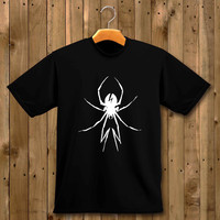 My Chemical Romance Spider Logo White shirt for man and woman shirt / tshirt / custom shirt