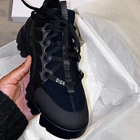 Dior D Connect Sneakers women shoes