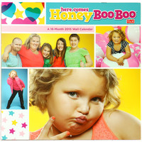 HONEY BOO BOO CALENDAR - Default Title