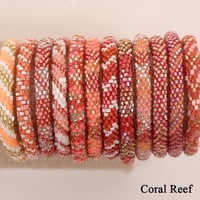 Lily & Laura Coral Set of 3