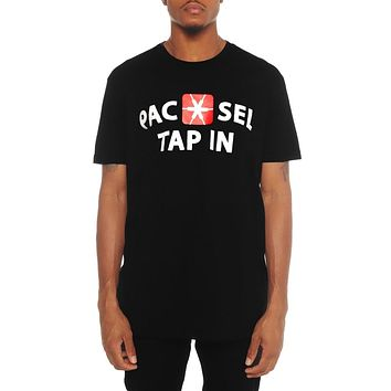 Pac Sell T Shirt Black