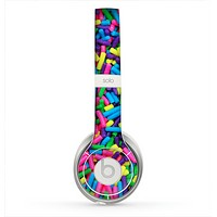 The Neon Sprinkles Skin for the Beats by Dre Solo 2 Headphones
