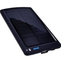 Opteka BP-SC4000 Ultra Thin Solar Powered High Capacity (4000mAh) Backup Battery and Charger for Cell Phones, iPhone, iPod, and Most USB Powered Devices