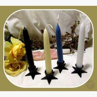 Stock Up Candle Rack - Runic Ritual Candle Set