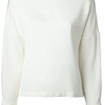 P.A.R.O.S.H. 'Kechined' blouse