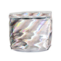 Holographic Roll Up Clutch Bag (LAST ONE)