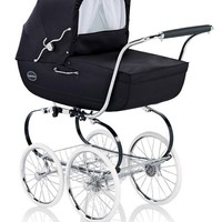 Inglesina Classica Bassinet with Diaper Bag