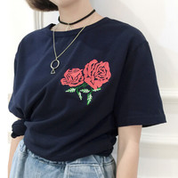 ROSES TEE ( 3 COLORS )