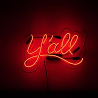 Y'all Neon Sign