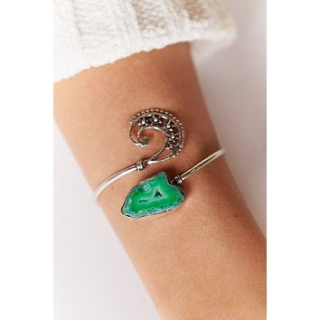 Be Lucky Cuff (Green)