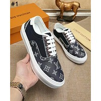 LV 2019 new high-end men's casual wild sports shoes #1
