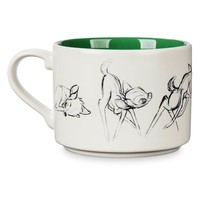 Disney Bambi Animation Sketch Ceramic Coffee Mug New