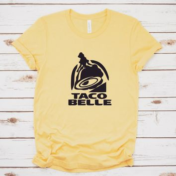 Taco Belle - Ruffles with Love - Tee