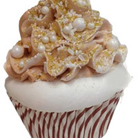 Toasted Hazelnut Cupcake Bath Bomb