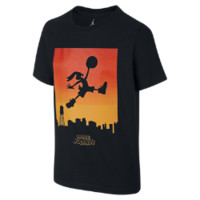 Jordan Jumpbunny Skyline Boys' T-Shirt, by Nike