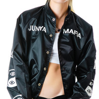 Junya Mafia Wide Awake Jacket Black