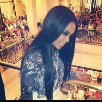 Beautiful Yaki Lace Front Wig 20-22 inches!