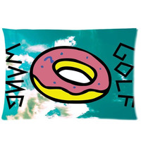 Odd Future (20x30) 50x75cm 2 Sided Sofa Bed Decorative All Over Print Cushion Cover OF Donut Golf Wang Throw Pillow Case