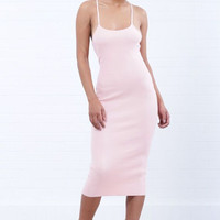 Lust For Her Dress Pink