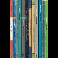 PJ Harvey 'Stories from the City, Stories from the Sea' Album As Penguin Books Poster Print Literary Print