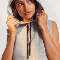Out From Under Redemption Muscle Hoodie Sweatshirt | Urban Outfitters