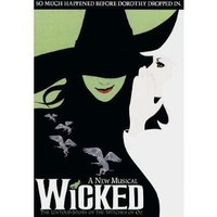 (27x40) Wicked Broadway Musical Poster