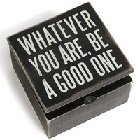 Primitives by Kathy 'Whatever You Are' Box Sign | Nordstrom