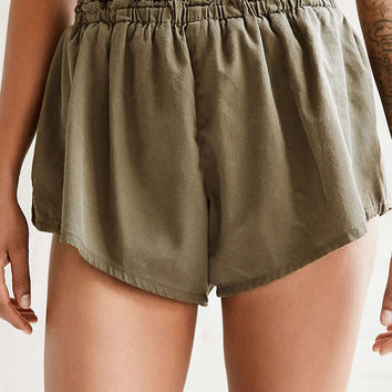 Urban Renewal Recycled Surplus Dolphin Short - Urban Outfitters