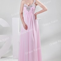 PLUS SIZE Long MAXI Bridesmaid Evening Formal Party Ball Gown Prom Wedding Dress