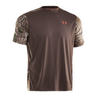 Under Armour Men's Camouflage Wylie Short-Sleeve Shirt