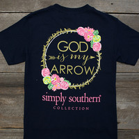 God Is My Arrow | Simply Southern