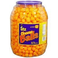 Utz Cheese Balls, 35 oz