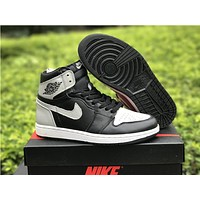 Air Jordan 1 Retro High OG Shadow AJ1 Sneakers