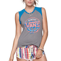 Vans Translucent Muscle Tee at PacSun.com