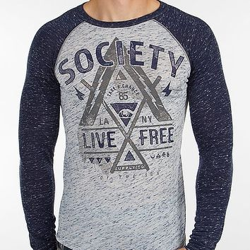 Society Label T-Shirt