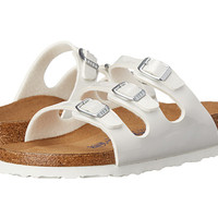 Birkenstock Florida Pearly White Birko-Flor™ - Zappos.com Free Shipping BOTH Ways