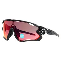 New Oakley Sunglasses Jawbreaker Black Ink / OO Red Iridium Polarised OO9290-08