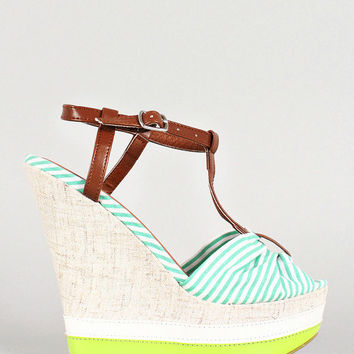 Sweet Southern Romance Wedges
