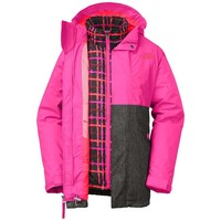 The North Face Girls' Zoe Triclimate Jacket
