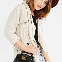 Cooperative Structured Mini Crossbody