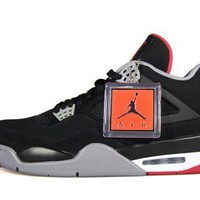 Best Deal Air Jordan 4 Bred