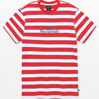 HUF Stadium Stripe T-Shirt at PacSun.com