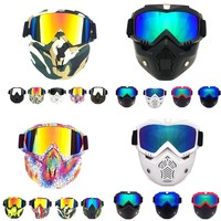 New Style Harley Tactical Mask Harley Goggle Glasses for Nerf Toy Gun Game Nerf Rival Ball Outdoor CS  Masks Nerf Kid Gift