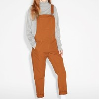 Monki | Trousers | Tapered dungarees