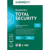 Kaspersky Total Security 2019 - 1-Year / 1-Devices - INT -  ( Email Delivery )