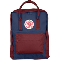 Kånken Classic Backpack - Royal Blue & Ox Red