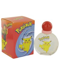 Pokemon by Air Val International Eau De Toilette Spray 1.7 oz