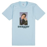 Danny Tanner-Unisex Light Blue T-Shirt