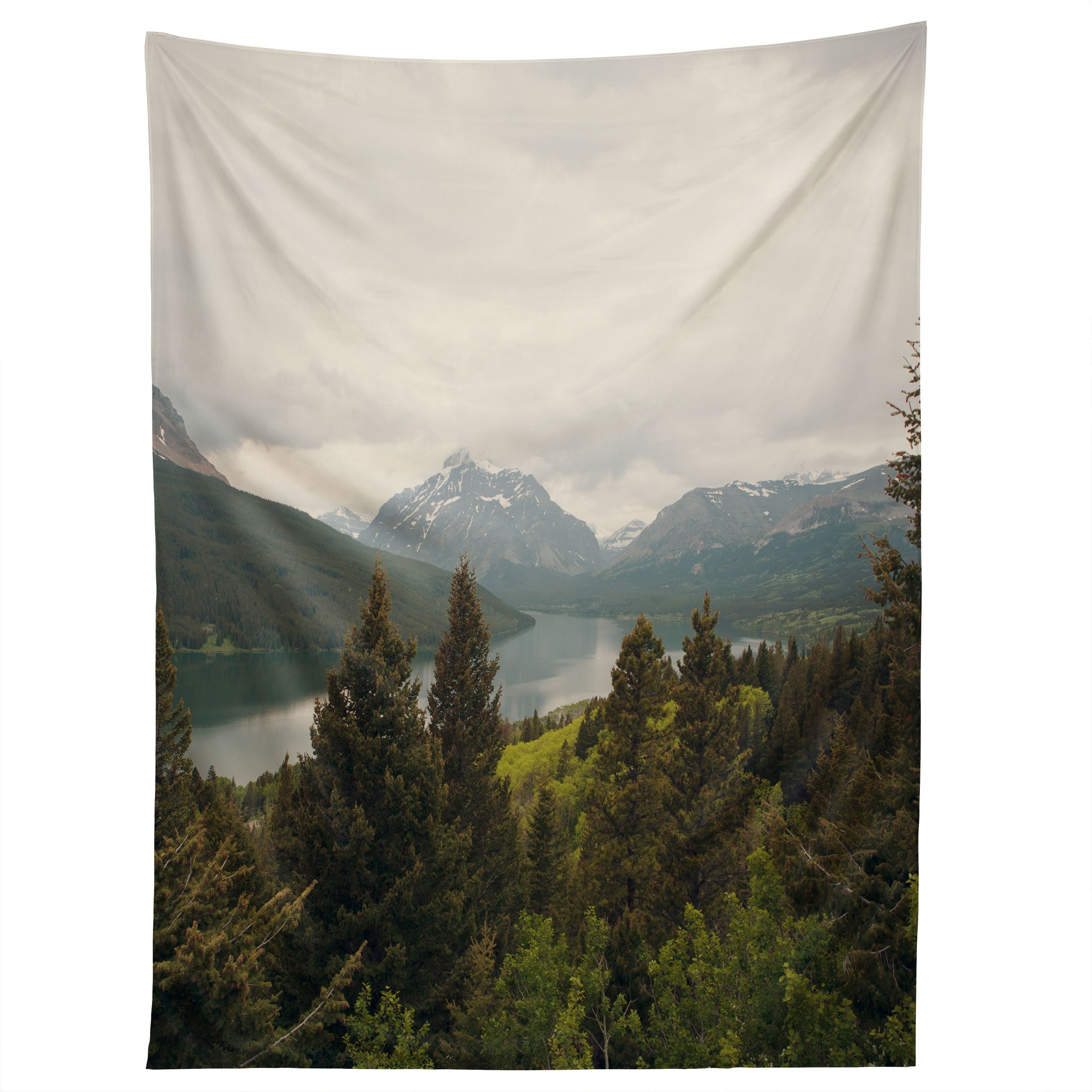 Image of Catherine McDonald Summer In Montana Tapestry